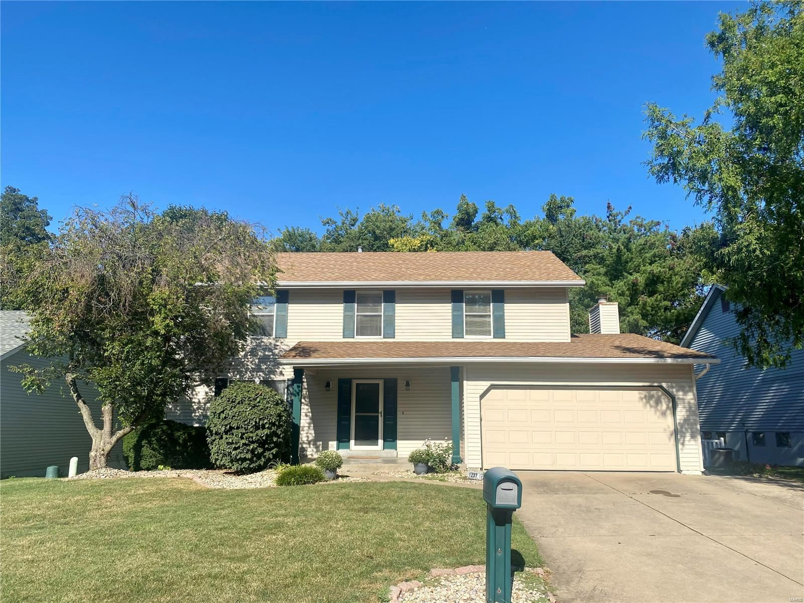 1237 Colby, Saint Peters, MO 63376 - #: 21066155