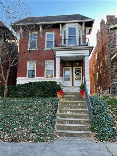 Photo of 4158 Russell, St Louis, MO 63110 (MLS # 20082156)