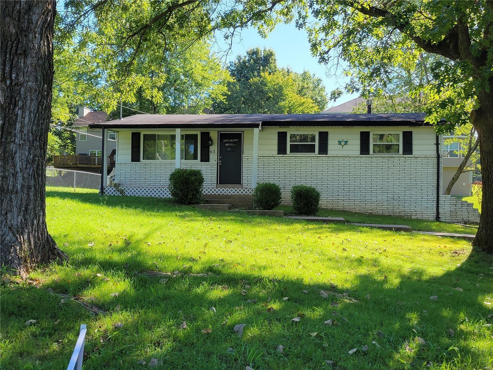 63 Oak Hill Drive, Ellisville, MO 63021 - MLS#: 21061161