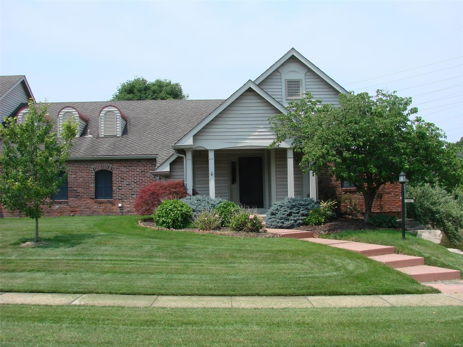 401 Conway Meadows Drive, Chesterfield, MO 63017 - MLS#: 21049162