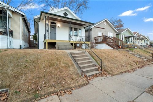 Photo of 4623 Ray Avenue, St Louis, MO 63116 (MLS # 20087165)