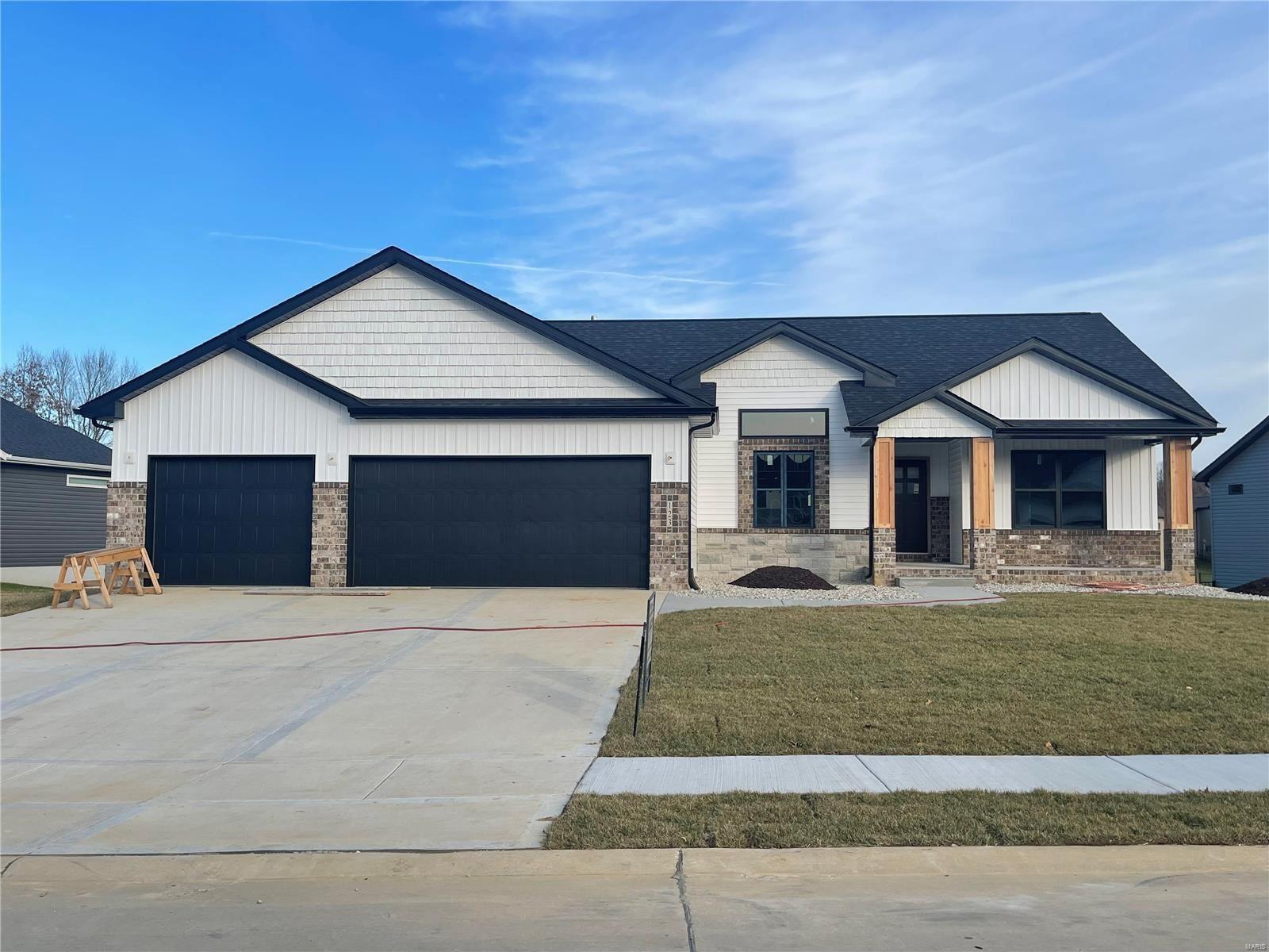 123 Timber Terrace N, Troy, IL 62294 - MLS#: 21068172