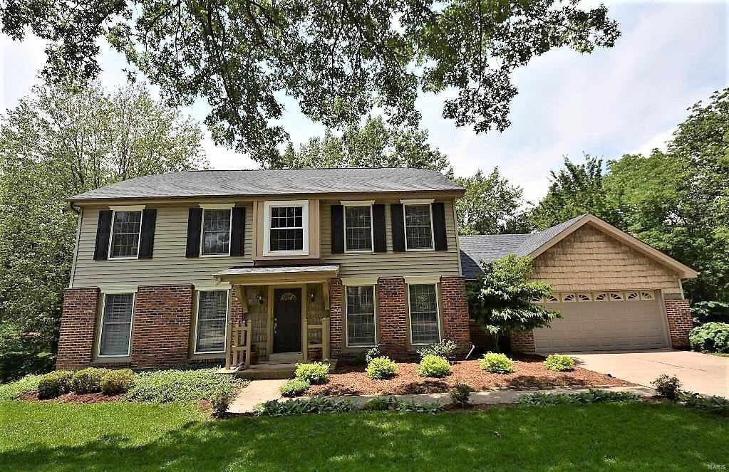 1933 Chermoore Court, Chesterfield, MO 63017 - MLS#: 21047181
