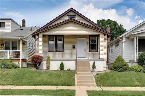 Photo of 4653 Steffens Ave, St Louis, MO 63116 (MLS # 21049182)
