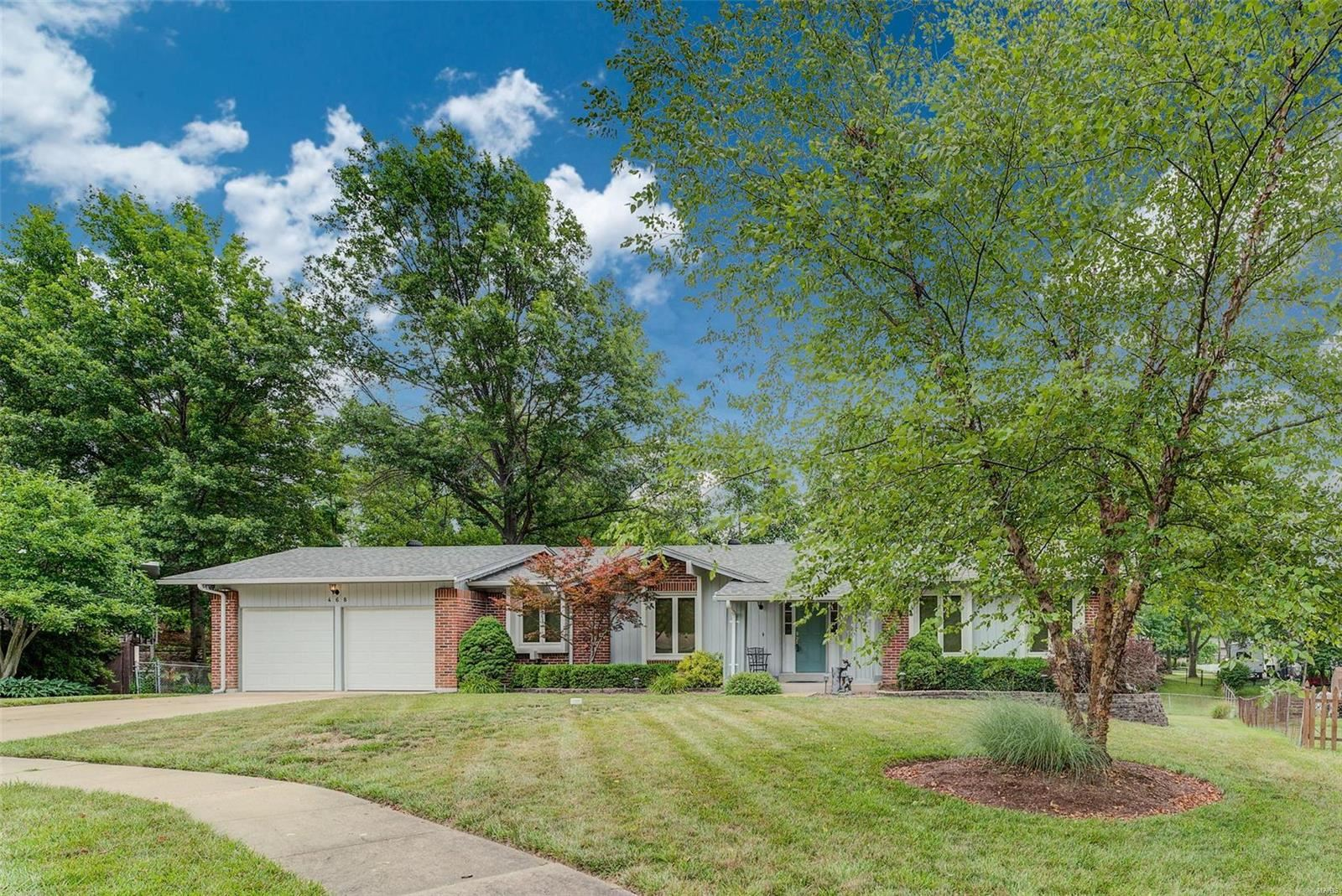 468 Cortequay Court, Manchester, MO 63021 - #: 20044190