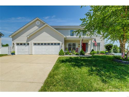 Photo of 320 Crystal Trail Court, Wentzville, MO 63385 (MLS # 20043193)