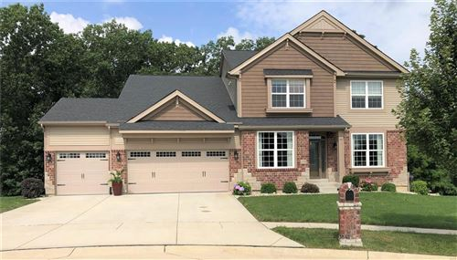 Photo of 235 Grayleaf, Wentzville, MO 63385 (MLS # 20047193)