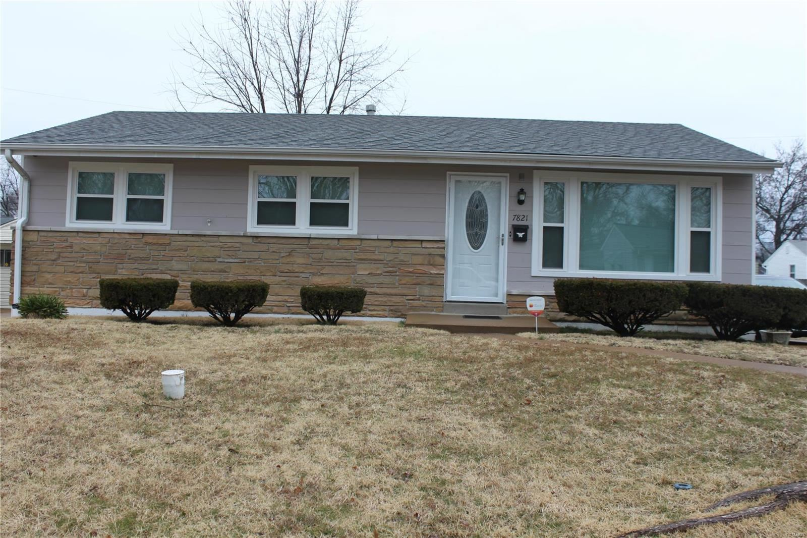 7821 Wilmar Place, Saint Louis, MO 63123 - MLS#: 20010196