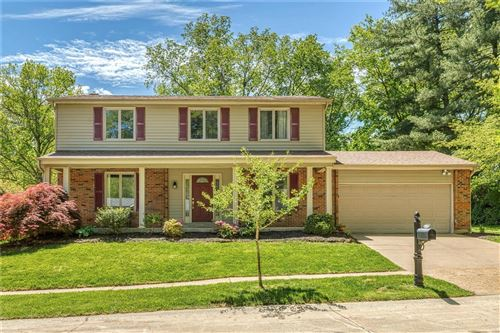 Photo of 15512 Country Mill Court, Chesterfield, MO 63017 (MLS # 21031203)