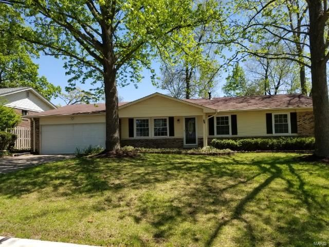 532 Spring Meadows Drive, Manchester, MO 63011 - MLS#: 20014203