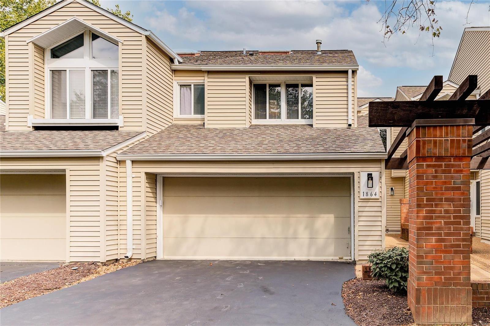 1864 Ridgeview Circle Drive, Ballwin, MO 63021 - MLS#: 21066207