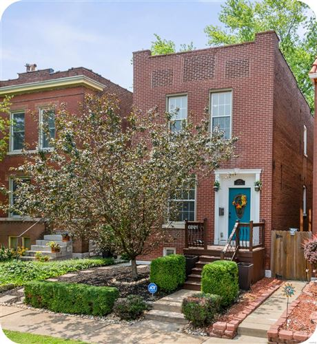 Photo of 3147 Alfred Avenue, St Louis, MO 63116 (MLS # 21053209)