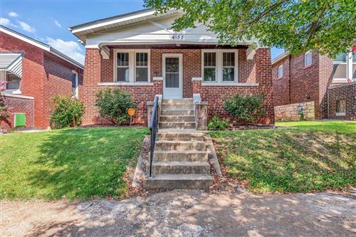 Photo of 4157 Tyrolean Avenue, St Louis, MO 63116 (MLS # 21065209)