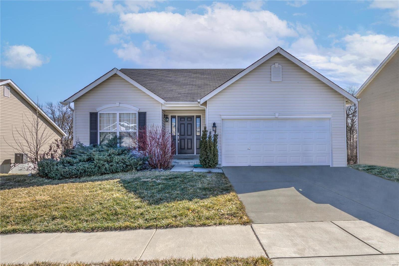 293 Sonnet Circle, Wentzville, MO 63385 - MLS#: 21012212