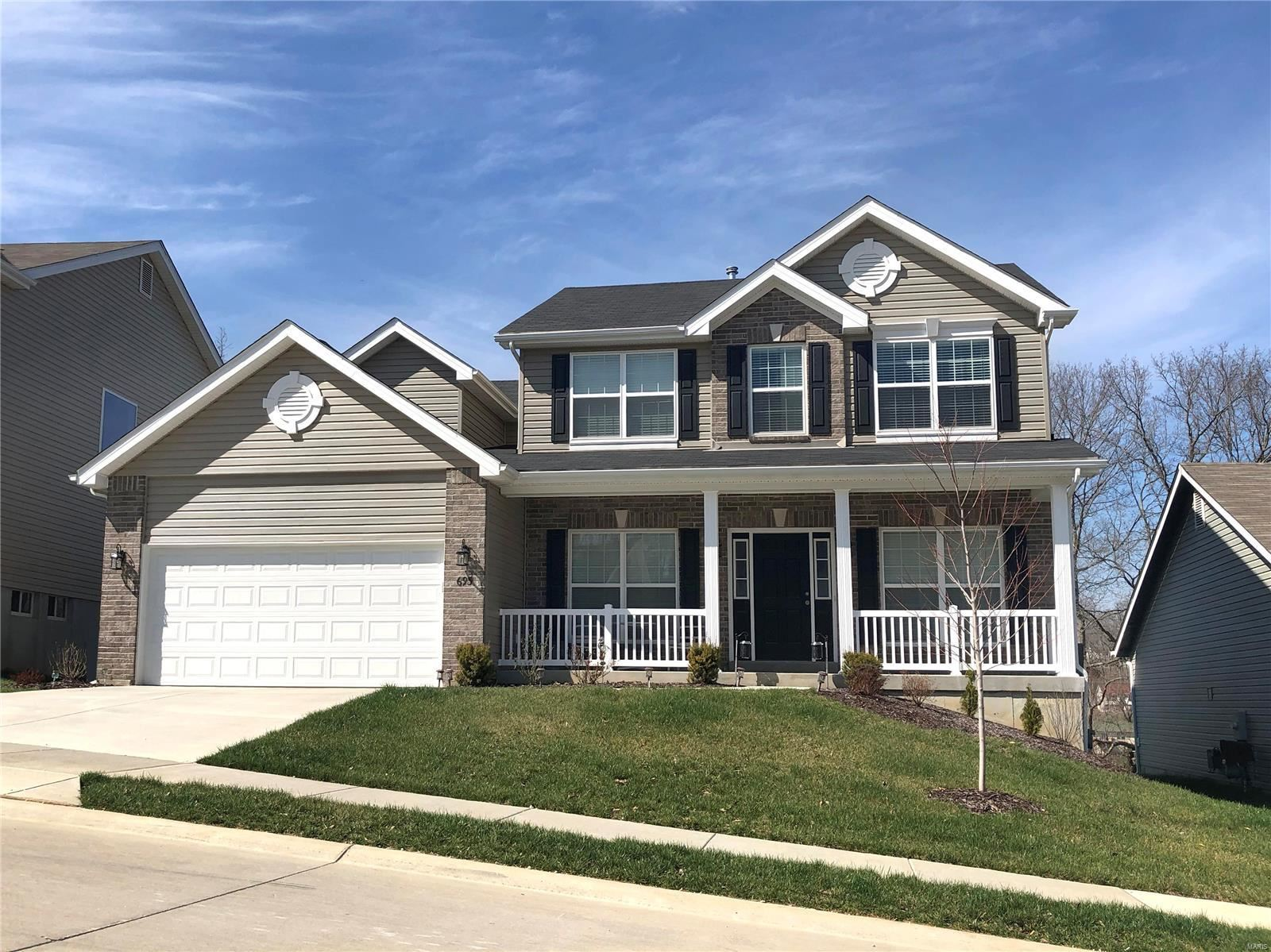 1 Hermitage II at Liberty Estate, Foristell, MO 63348 - MLS#: 21054217