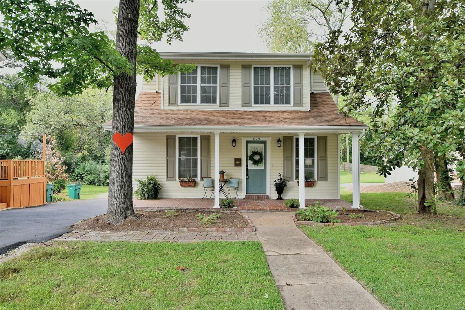 679 Marshall Avenue, Webster Groves, MO 63119 - #: 20043223