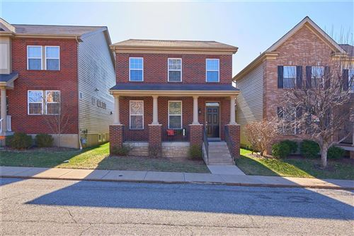 Photo of 3864 Blow Street, St Louis, MO 63116 (MLS # 20009226)