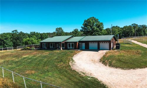 Photo of 14015 Forest Road 1892, Rolla, MO 65401 (MLS # 21044229)