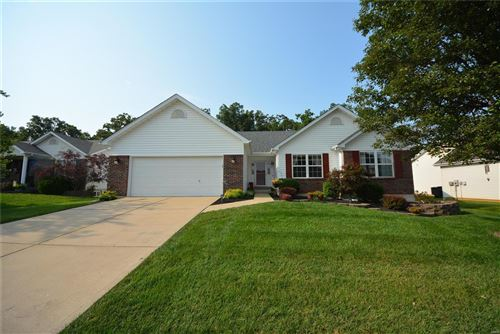 Photo of 229 Highland Meadows Drive, Wentzville, MO 63385 (MLS # 21052231)
