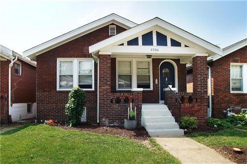 Photo of 6504 Hoffman Avenue, St Louis, MO 63139 (MLS # 21051234)