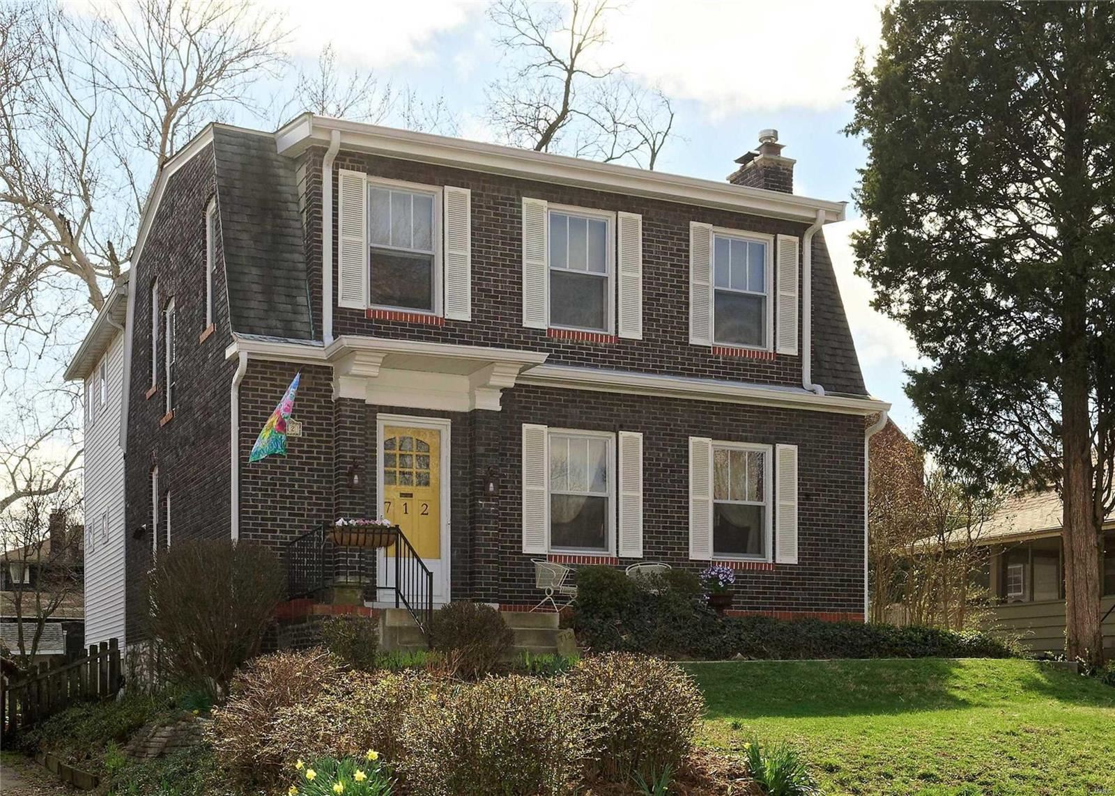 712 Greeley Avenue, Webster Groves, MO 63119 - MLS#: 20019234