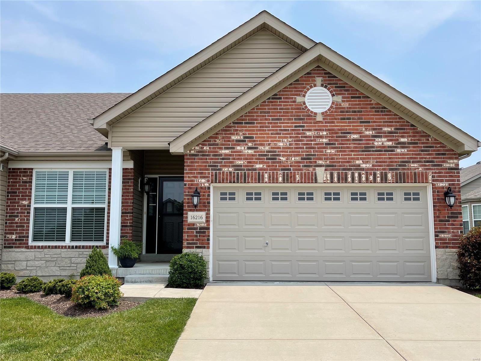 16216 Amber Vista Drive, Ellisville, MO 63021 - MLS#: 21058235