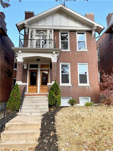 Photo of 3917 Utah Street, St Louis, MO 63116 (MLS # 19085237)