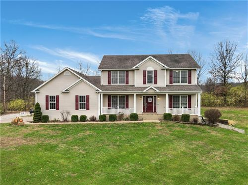Photo of 111 Breezy Hill Drive, Elsberry, MO 63343 (MLS # 20083239)