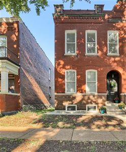 Photo of 2209 Indiana Avenue, St Louis, MO 63104 (MLS # 19066240)