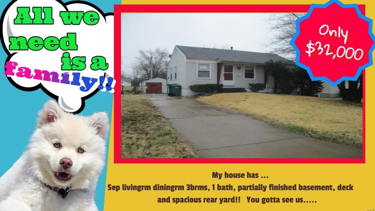 244 Presley Drive, Saint Louis, MO 63137 - MLS#: 20019241