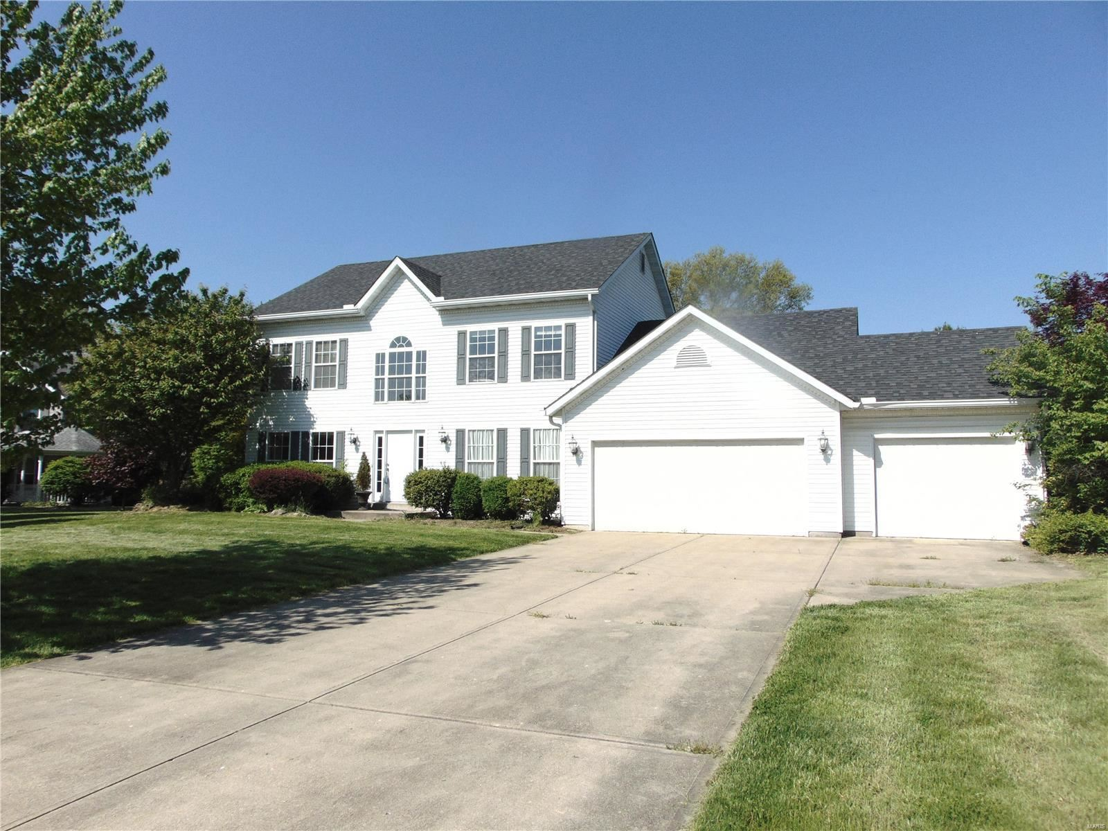 117 South Lindenwood Drive, Collinsville, IL 62234 - MLS#: 20027243