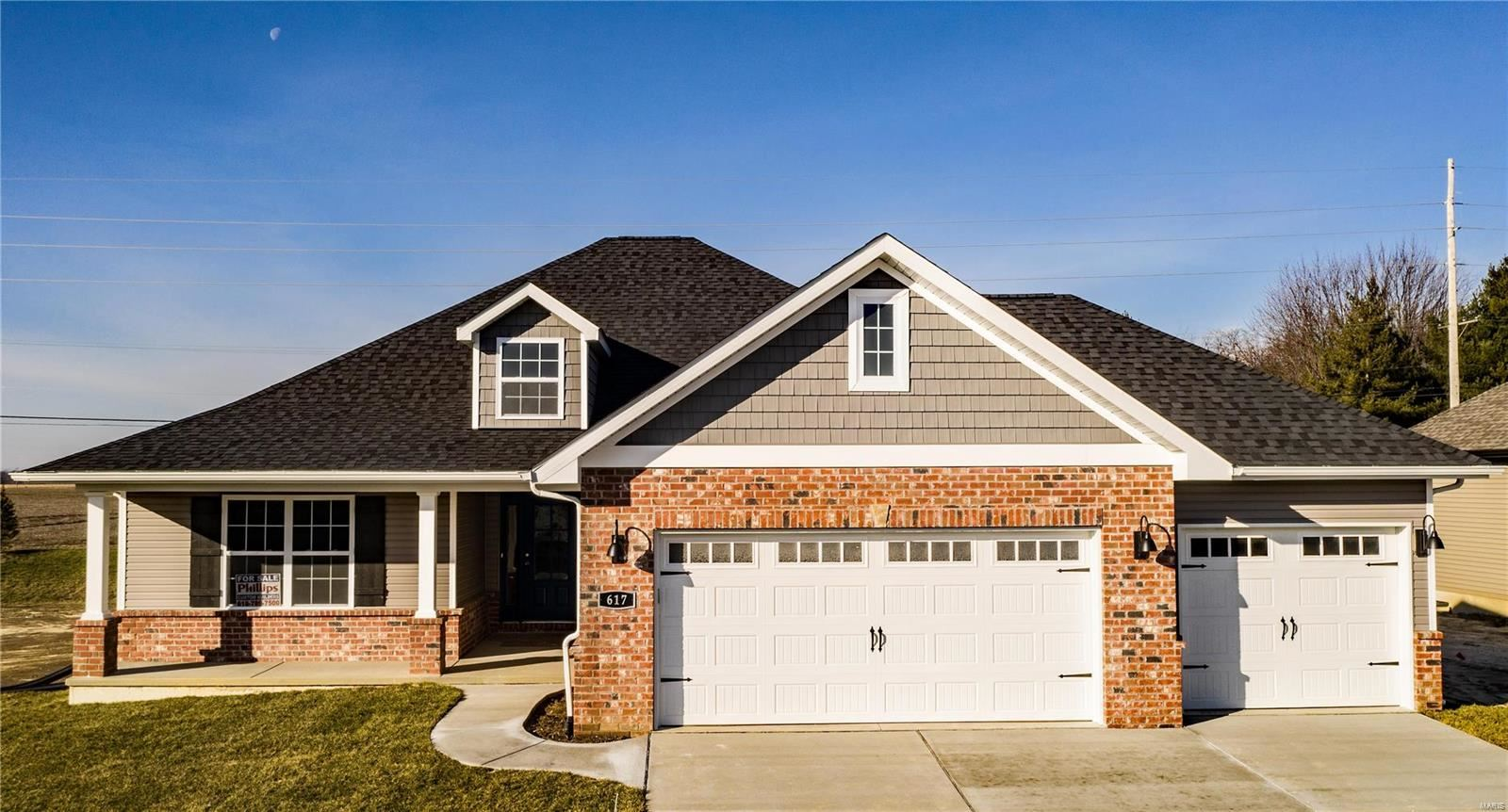 617 Fairway Wood Drive, Caseyville, IL 62269 - MLS#: 19058247