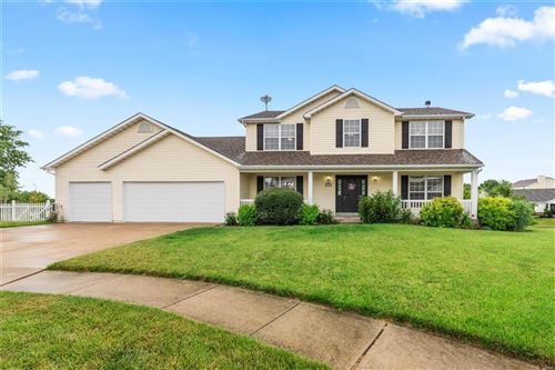 Photo of 101 Niagra Court, Wentzville, MO 63385 (MLS # 20041253)