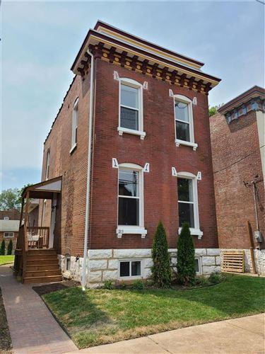 Photo of 1319 S Boyle Avenue, St Louis, MO 63110 (MLS # 21054254)