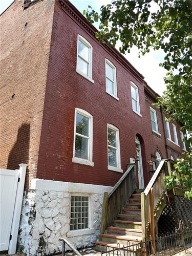 Photo of 3515 Indiana Avenue, St Louis, MO 63118 (MLS # 20015255)