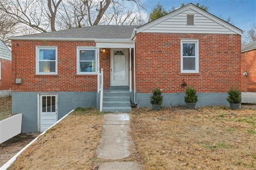 Photo of 245 South Barat Avenue, St Louis, MO 63135 (MLS # 20084255)