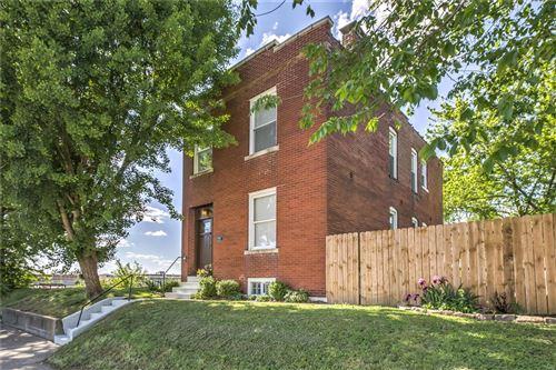 Photo of 4481 Vista Avenue, St Louis, MO 63110 (MLS # 21032257)