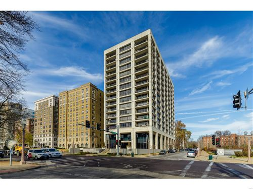 Photo of 4501 Lindell Boulevard #5H, St Louis, MO 63108 (MLS # 20087260)
