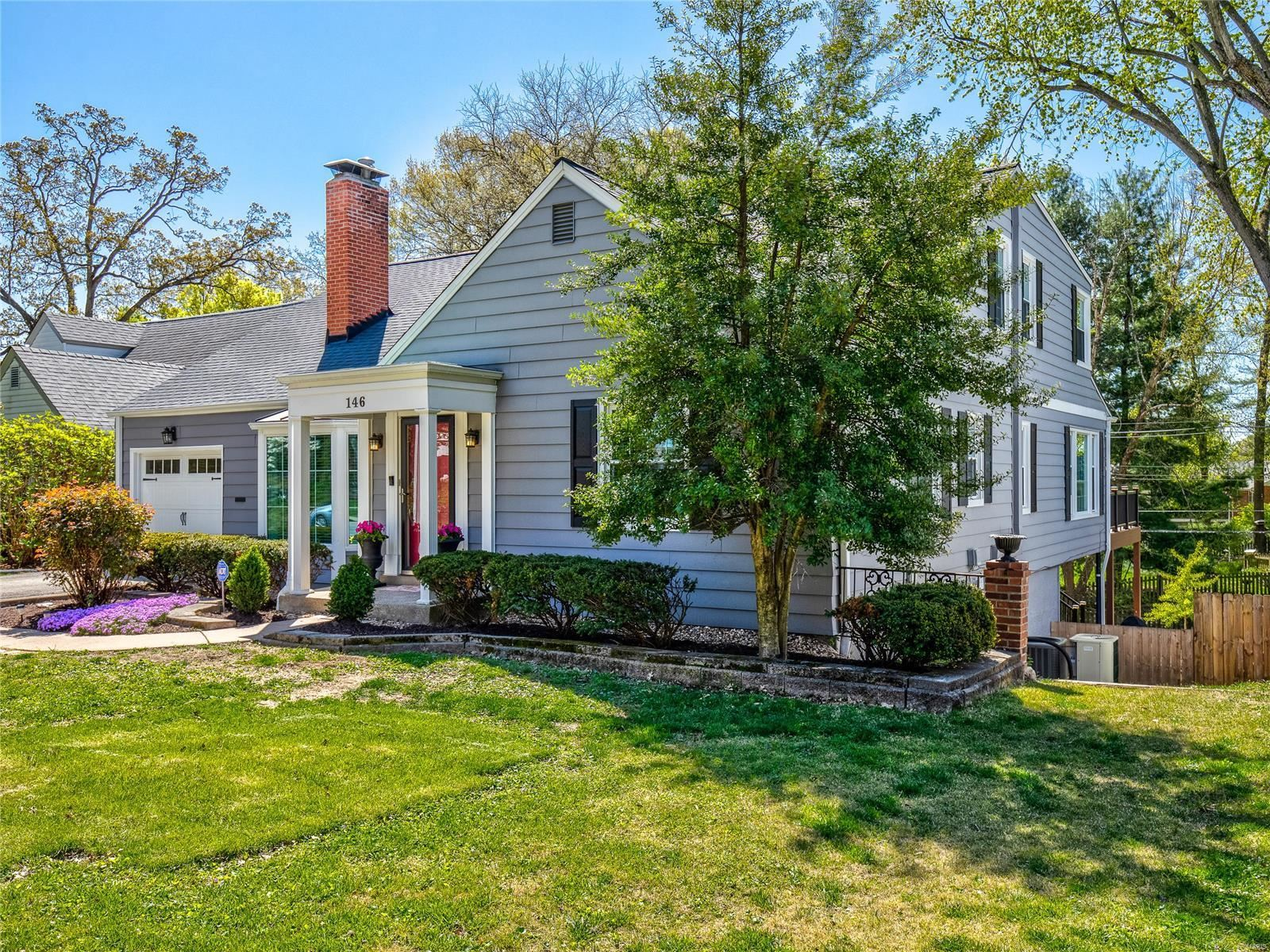 146 West Old Watson, Webster Groves, MO 63119 - MLS#: 20025265
