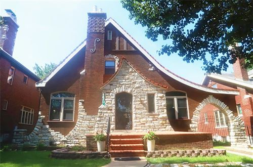 Photo of 3952 Federer Place, St Louis, MO 63116 (MLS # 20055269)