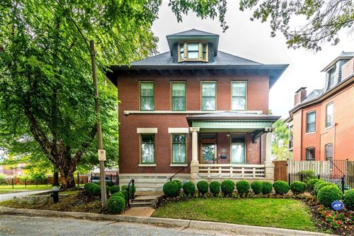 Photo of 3248 Copelin Avenue, St Louis, MO 63104 (MLS # 20069280)