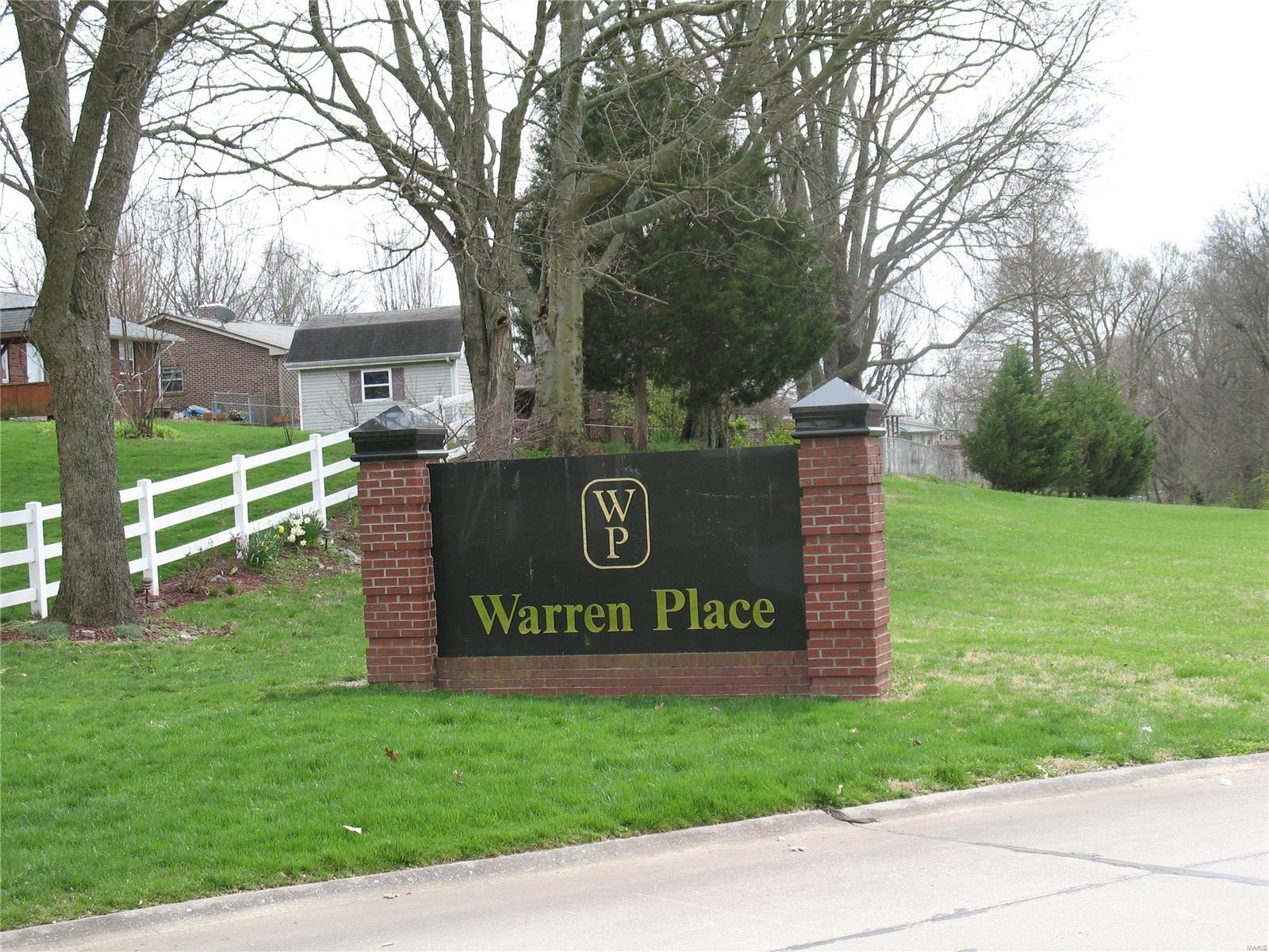 Photo of 1331 Warren Lake Drive #33, Jackson, MO 63755 (MLS # 21042282)