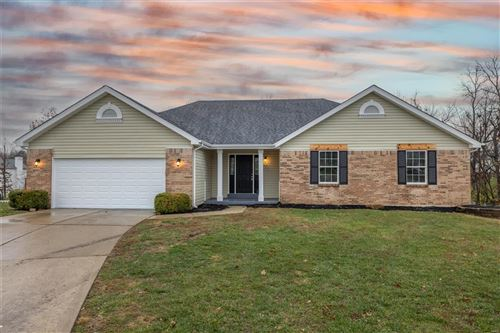 Photo of 3536 Iowa Court, St Charles, MO 63303 (MLS # 20083283)