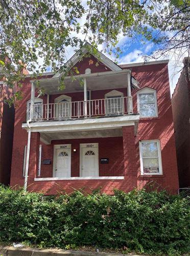 Photo of 3642 Pennsylvania Avenue, St Louis, MO 63118 (MLS # 21067283)
