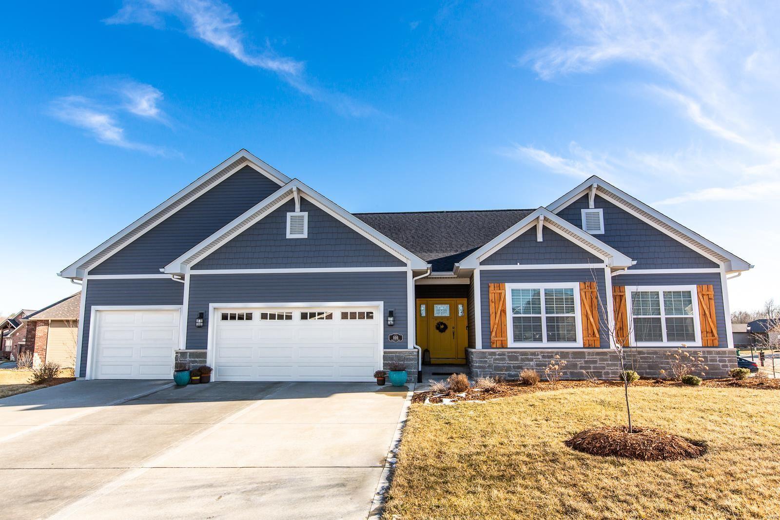 505 Alder Ridge Drive, OFallon, IL 62269 - MLS#: 21011283