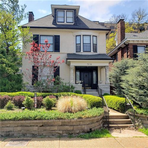 Photo of 4632 Maryland Avenue, St Louis, MO 63108 (MLS # 21004286)