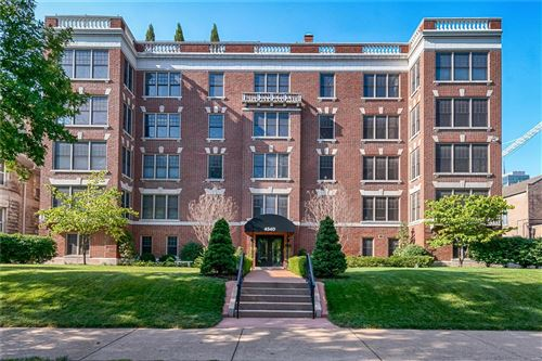 Photo of 4540 Lindell Boulevard #502, St Louis, MO 63108 (MLS # 20021287)