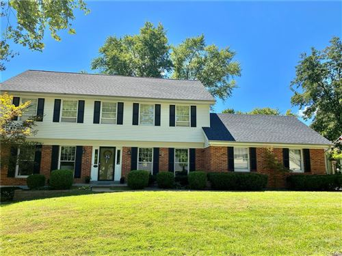 Photo of 677 Clovertrail Drive, Chesterfield, MO 63017 (MLS # 21065287)