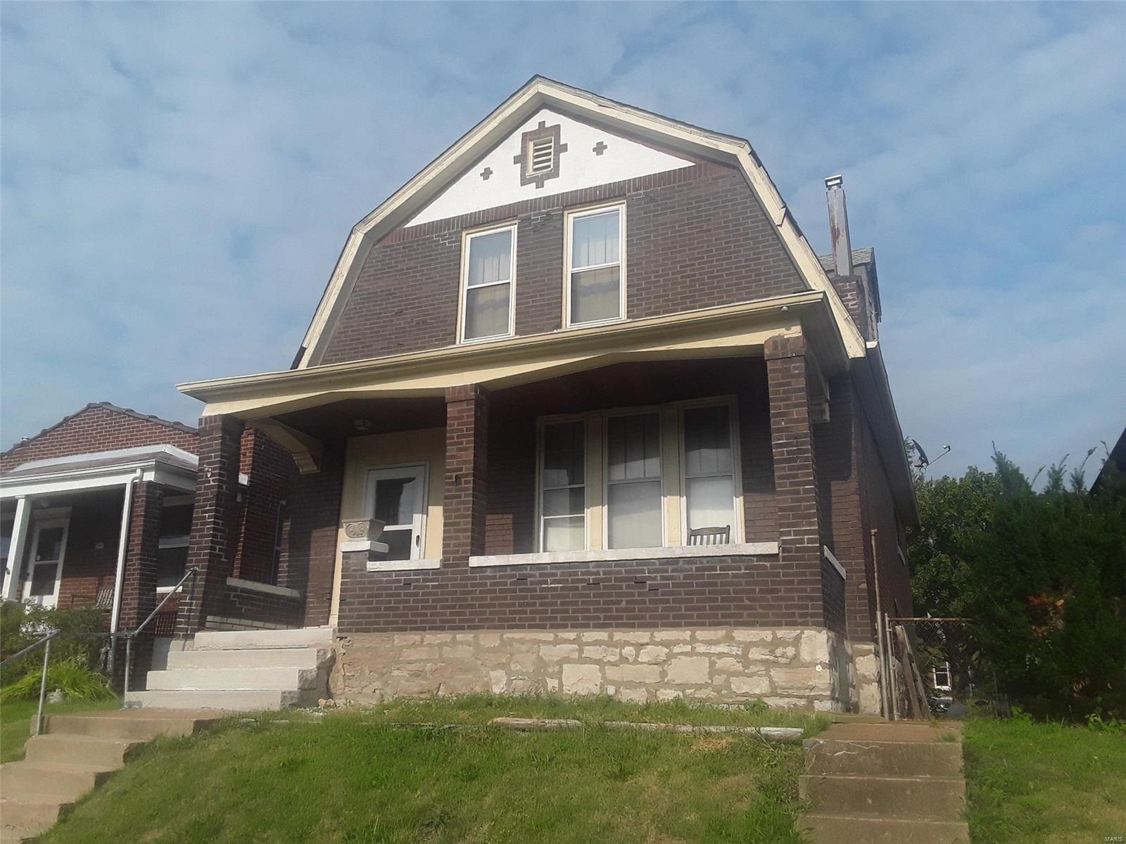 3628 Gustine, Saint Louis, MO 63116 - MLS#: 21050292