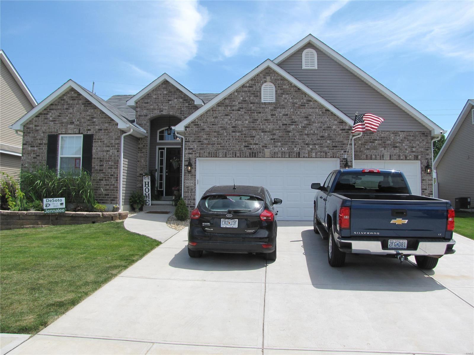 4224 Lockeport Landing, Hillsboro, MO 63050 - MLS#: 21042294